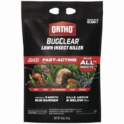 BugClear Insect Killer for Lawn & Landscape, Granule, 10-Lb.