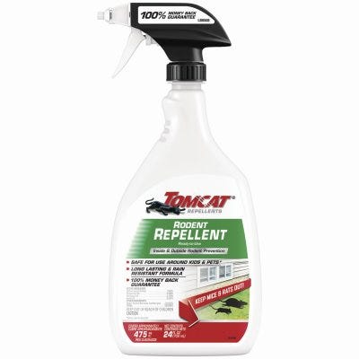 Rodent Repellent, Ready-to-Use 24-oz. Trigger Spray
