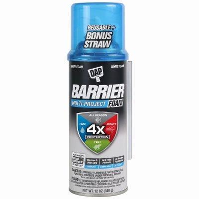 Barrier Foam, Multi-Project, 12-oz.