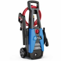 Electric Power Washer, 1.7 GPM, 1,700 PSI, Wheeled Cart