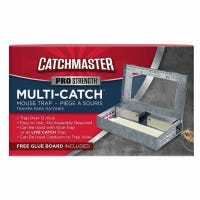 Pro Series Multi-Catch Mouse Trap, For Glue or Catch-N-Release