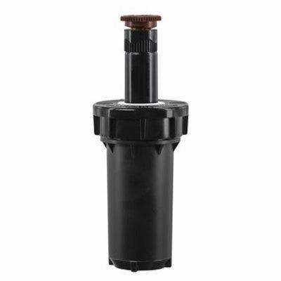 Pro Series Sprinkler Head, Pressure Regulated, 12-Ft. Adjustable Pattern, 2-In. Pop-Up
