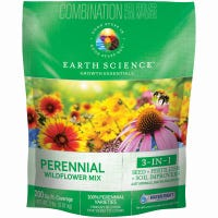 Perennial Wildflower Mix, Covers 200 Sq. Ft., 2-Lbs.