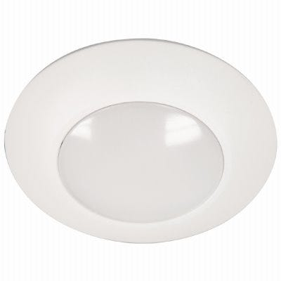 LED Surface Mount Light, Up to 1000 Lumens, 6-In., 6-Pk.