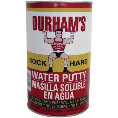 Image of Durham's 4-Lb. Water Putty