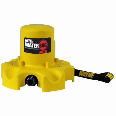 Auto Multi Flo, Utility Pump, 1/6-HP