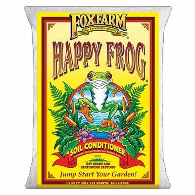 Happy Frog Soil Conditioner, Loose, 1.5-Cu.Ft.