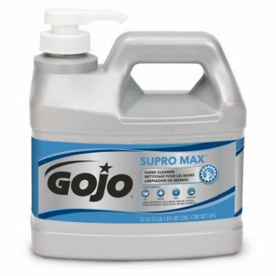Suro Max Hand Cleaner + Pump Dispenser, 1/2-Gallon