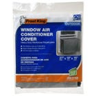 """Outside Window Air Conditioner Cover, 27"""" W x 18"""" T x 16"""" D"""
