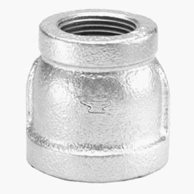3/4 x 3/8-In. Galvanized Coupling