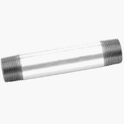 Image of 1 x 72-In. Galvanized Steel Cut Pipe