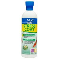 Stress Coat Pond Water Conditioner, 16-oz.