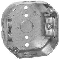 4 x 1-1/2-Inch Octagon Box