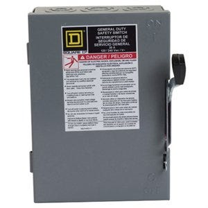 30-Amp General-Duty Safety Switch