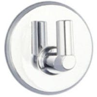 Chrome Plated Pin Style Wall Mount