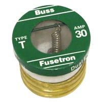 T Plug Fuse, 20-Amp, 4-Pk.