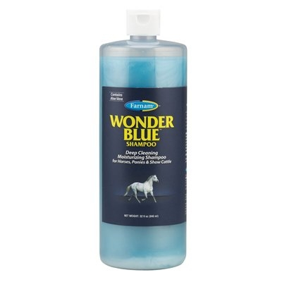 Image of Wonder Blue Horse Shampoo, 32-oz.