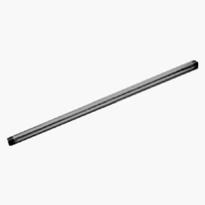 Image of .75 x 24-In. Steel Pipe, Black