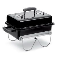 Go-Anywhere Portable Tabletop Charcoal Grill