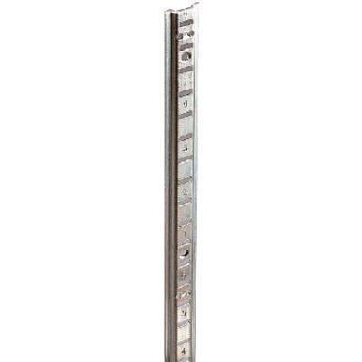 Shelf Standard, Zinc, 13/16-In. x 6-Ft.
