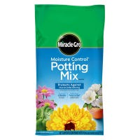 Moisture Control Potting Mix, 16-Qts.