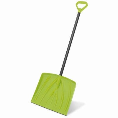 Kids' Snow Shovel, Red