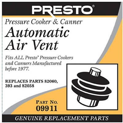 Image of Pressure Cooker Automatic Air Vent