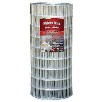 Galvanized Welded Wire Fence, 36-In. x 100-Ft.