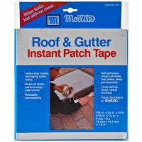 Roof & Gutter Instant Patch Tape, 25-Ft.