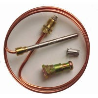 Universal Thermocouple, Adapter Fitting, 8-In.