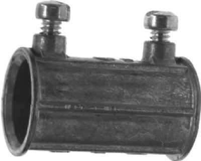 Image of EMT Set Screw Coupling, 1/2-In., 50-Pk.