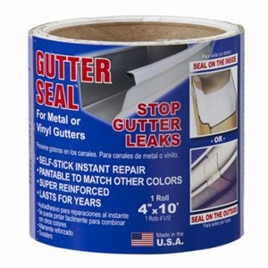 Image of Gutter Liner Roll, 4-In. x 10-Ft.