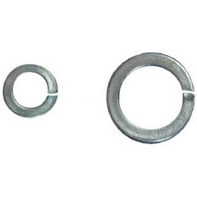 Washers, Split Lock, 3/8-In., 100-Pk.