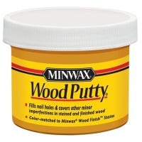 Wood Putty, Colonial Maple, 3.75-oz.