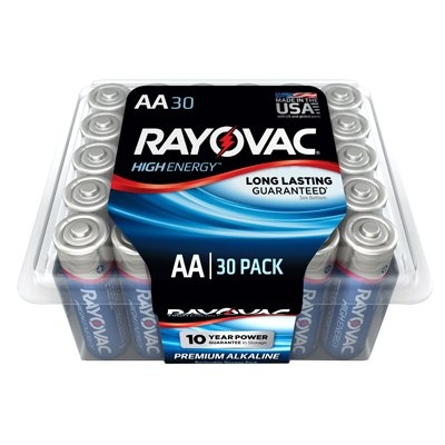 "Image of 30-Pack ""AA"" Maximum Alkaline Pro Pack Batteries"