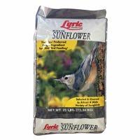 Black Oil Sunflower Seed Bird Food, 25-Lbs.