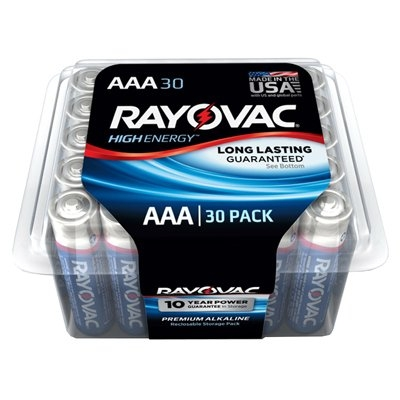 "Image of 30-Pack ""AAA"" Maximum Alkaline Pro Pack Batteries"