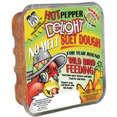 Suet Cake, Hot Pepper Delight, 11.75-oz.