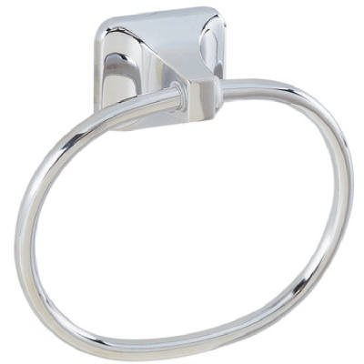 Image of Futura Collection Polished Chrome Towel Ring
