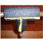 Pipe Insulation, Tee, Tubular Foam, 1/2-In.