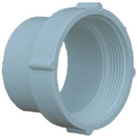 PVC Pipe Sewer & Drain Fitting Cleanout Body, 4-In.