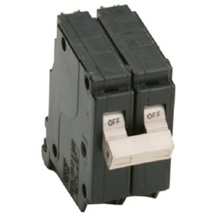 Image of Circuit Breaker, Double Pole, 60-Amp