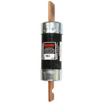 Cartridge Fuse, Type FRN-R, Time Delay, 200-Amp