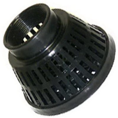 Image of Pump Suction Strainer, Polyethylene, 2-In. FNPT
