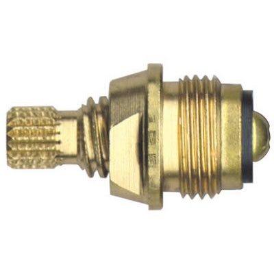 Union Brass Faucet Stem, Cold
