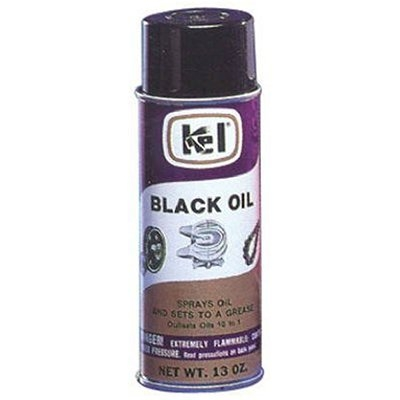 Image of Black Oil Grease, 11.25-oz.