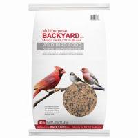 Wild Bird Food, 40-Lbs.