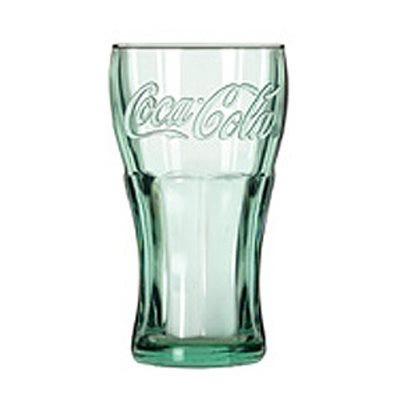 Coca Cola Glass, 16-oz.
