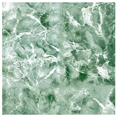 Image of Shelf Liner, Adhesive, Emerald Green Marble, 18-In. x 9-Ft.