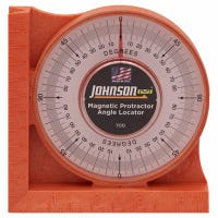 Magnetic Angle Locator, Orange